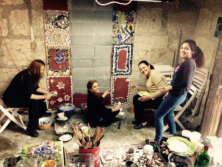 El arte del mosaico