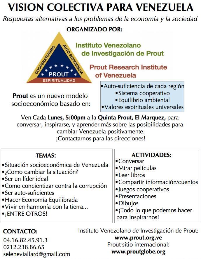 Visión Colectiva para Venezuela